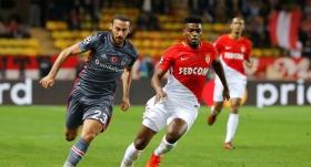 Monaco Beşiktaş maç özeti 2-1