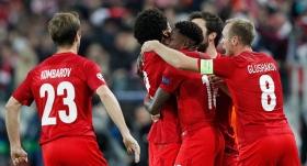 Spartak Moskova, Sevilla'yı dağıttı