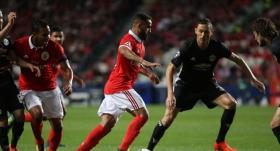 ManU, Benfica'yı yıktı