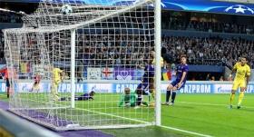PSG, Anderlecht'i dağıttı