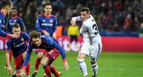 Basel, CSKA'yı evinde üzdü