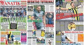 """Beşiktaş tutulmaz"""