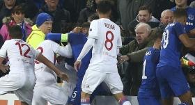 Everton'dan taraftarına ağır ceza