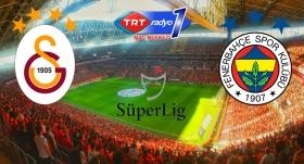 CANLI | Galatasaray - Fenerbahçe