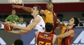 Galatasaray, İzmir'de kazandı