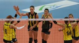 Fenerbahçe'den Halkbank'a geçit yok