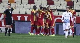 Trabzonspor Malatya'da da kayıp!