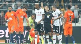 Beşiktaş-Medipol Başakşehir maçından notlar