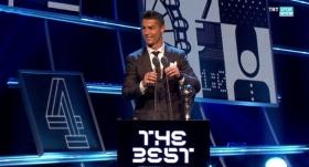 ''Altın Top'' Ronaldo'nun