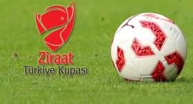 Kupada 1. tur maçlarının programı açıklandı