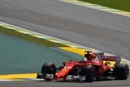 Brezilyada Vettel rüzgarı