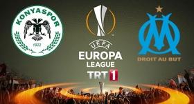 Atiker Konyaspor-Marsilya maçı TRT 1'de