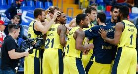 Fenerbahçe, Kızılyıldız'ı ağırlayacak