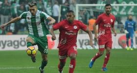 A. Konyaspor, Antalyaspor'dan kaçamadı