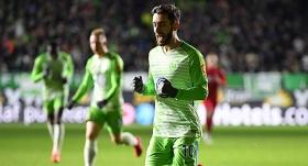 Wolfsburg'u Yunus Mallı sırtladı
