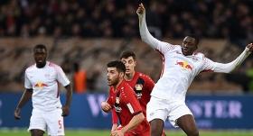 Leipzig Leverkusen'den kaçamadı