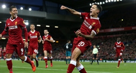 Liverpool, Southampton'a acımadı