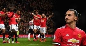 Manchester United'da çifte sevinç