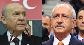 Kılıçdaroğlu ve Bahçeli'den taziye mesajı
