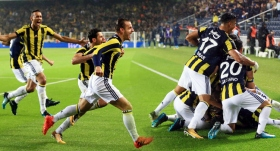 Fenerbahçe, Sivas'a patladı
