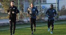 Atiker Konyaspor, Marsilya maçına hazır