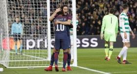 PSG, Celtic'i ''yedi'' bitirdi