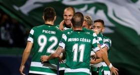 Sporting Lizbon'u Bas Dost uçurdu!