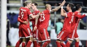 Bayern ikincilikte kaldı