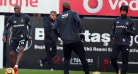 Beşiktaş'ta Yeni Malatyaspor mesaisi