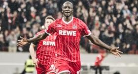 Köln, Arsenal'i tek golle devirdi