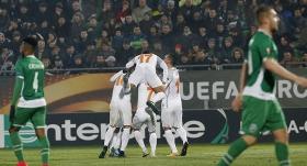 Ludogorets Medipol Başakşehir maç özeti
