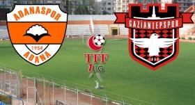 Adanaspor-Gaziantepspor