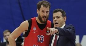 CSKA Moskova liderliğini korudu