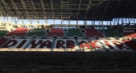 Diyarbakır'ı Türkiye Kupası heyecanı sardı