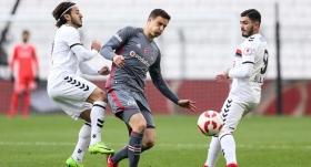 Beşiktaş, kupada Manisa deplasmanında