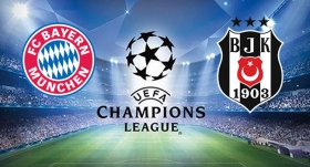 Bayern Münih Beşiktaş maçı ne zaman hangi kanalda?