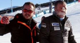 Kayak yarışlarında kavga çıktı