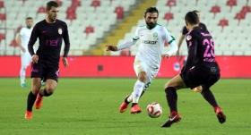 Galatasaray, Sivas'ta kayıp!