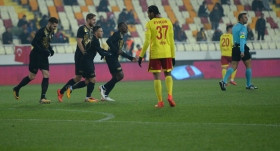Osmanlıspor son 16 takım arasında