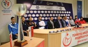 Kupa Voley Final Etabı heyecanı başlıyor