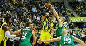 Fenerbahçe Doğuş son nefeste yıkıldı!