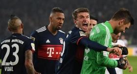 Bayern, Stuttgart deplasmanında galip