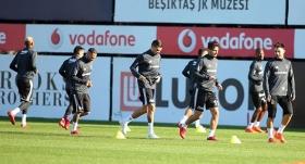 Beşiktaş, Osmanlıspor maçına hazır