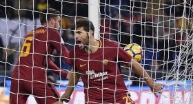 Roma 90+4'te güldü, Cengiz Ünder...