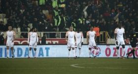 Galatasaray, son 4 deplasman maçında da yenildi