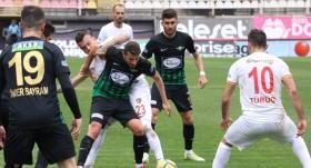 Akhisarspor-Kayserispor maçının ardından