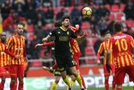 Evkur Yeni Malatyaspor - Kayserispor maç sonu