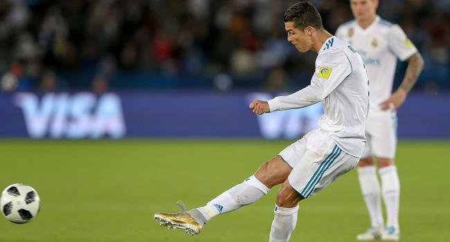 49) Ronaldo - Real Madrid