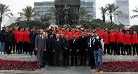Altay Kulübü 104 yaşında