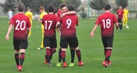 Genç Milliler gol yağdırdı